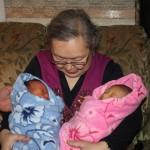 Grandma Wang